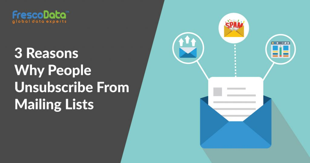 Why People Unsubscribe From Mailing Lists