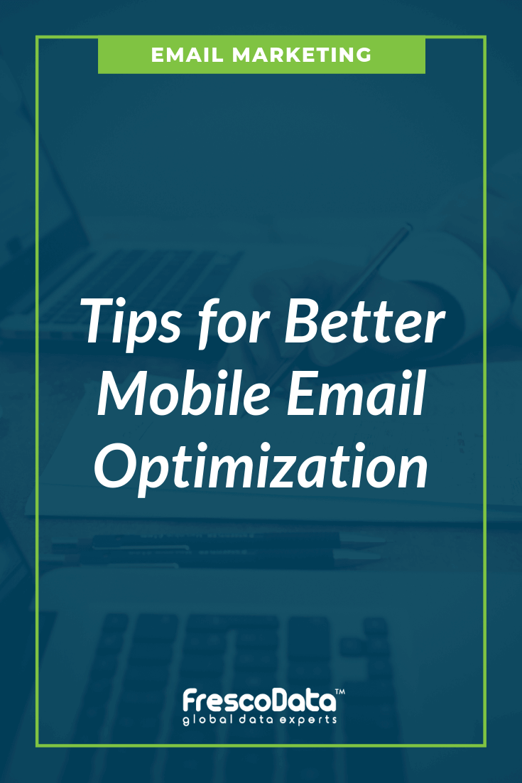 Better Mobile Email Optimization