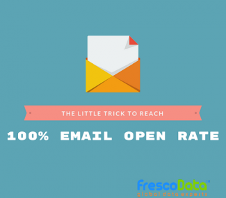 The Little Trick to Reach 100% Email Open Rate